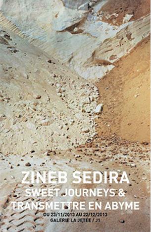 affiche Zineb Sedira